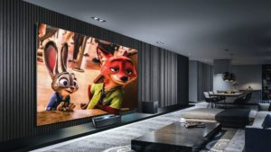 dream home theater setup